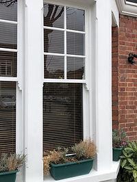 Sash Window Replacement in Clapham London