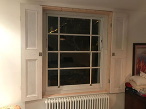 Victorian Window Shutters London