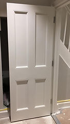 Internal Timber Doors Company in London