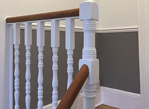 Staircase maker Islington - Bespoke Joinery