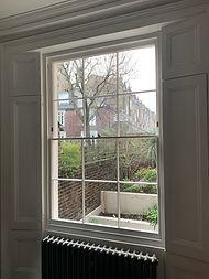 Sash Window Restoration Islington