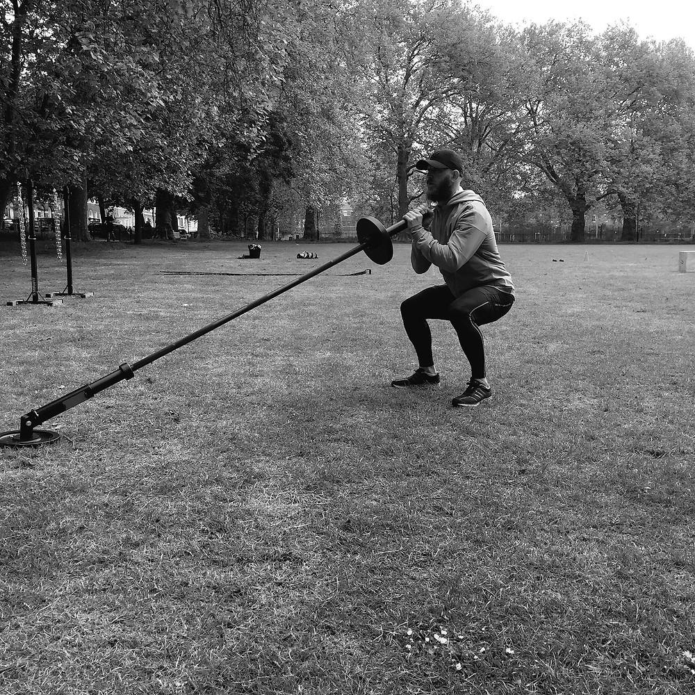 Train Dirty London - Personal Training