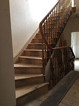 Staircase maker Islington London- Bespoke Joinery