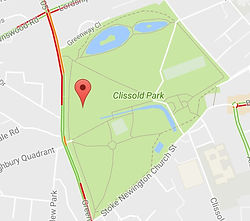 Bootcamp Clissold Park Hackney