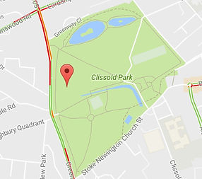 Fitness Boot Camp at Clissold Park in Stoke Newington