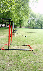 Bootcamps Shoreditch Park