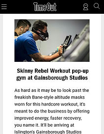 Gainsborough Studios Fitness