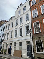 Sash Window Restoration in Mayfair London