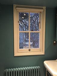 Sash Windows Restoratinon Islington London
