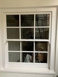 Sash Window Replacement in Mayfair London