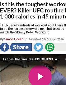 Boutique Fitness Workout - Daily Star Newspaper