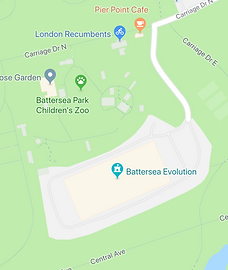 Battersea Park Boot Camp London