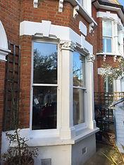 Slimline Sash Window Replacement in London