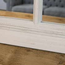 Antique Timber Sash Window Mirrors in London