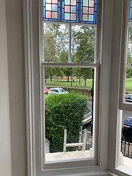 Sash Window Restoration in Islington London