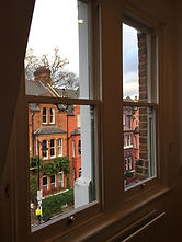 Timber sash window repair & replacement in Balham