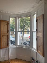 Sash Window Replacement in Islington London