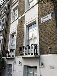 Sash Windows Restoratinon in Islington London