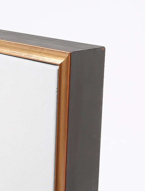 Metro Gold Frame