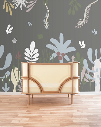 PAREDE PAINEL TROPICAL