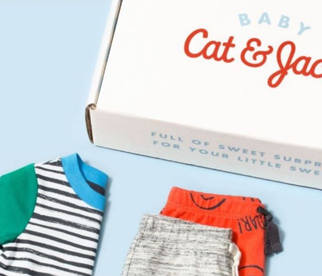 Cat + Jack Baby Outfit Box
