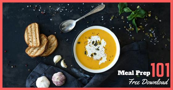 Meal Prep 101: Part 1