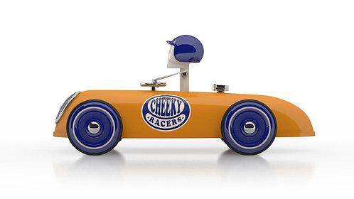 Cheeky Racer Gelb / Yellow - Model: Logo