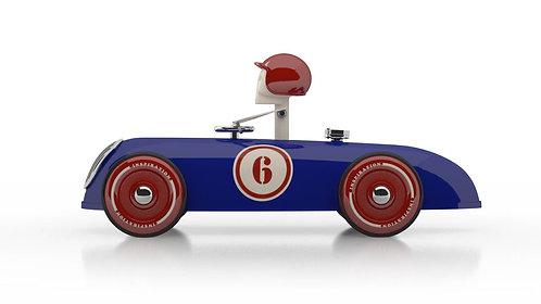 Cheeky Racer Blau / Blue - Model: No6