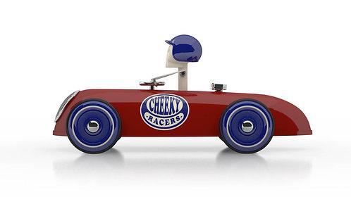 Cheeky Racer Rot / Red - Model: Logo