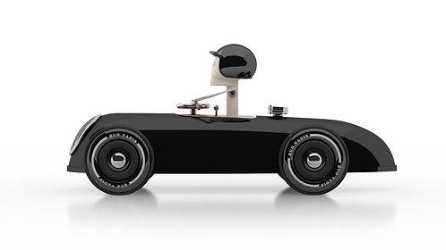 Cheeky Racer Schwarz / Black // Aufdruck Rot / Imprint Red - Model: Gearshift