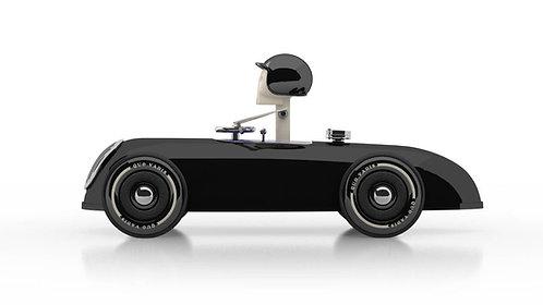 Cheeky Racer Schwarz / Black // Aufdruck Blau / Imprint Blue - Model: Gearshift
