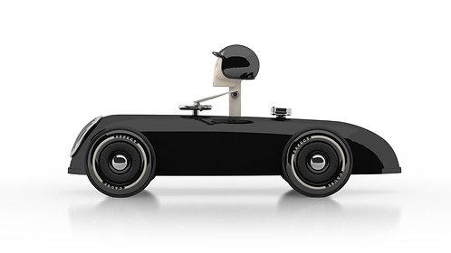Cheeky Racer Schwarz / Black // Aufdruck Schwarz / Imprint Black - Model: Basic