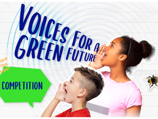 National Grid's competition, Voices for a Green Future.