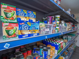 Penny Mordaunt looks to fund a trio of new Food Pantries for Portsmouth North