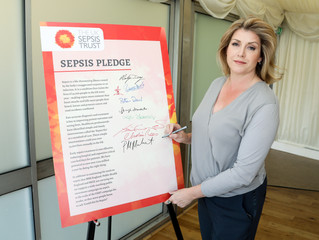 Penny Mordaunt backs national awareness on Sepsis