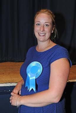 Councillor Hannah Hockaday has led calls for a cross-party group to tackle online abuse.