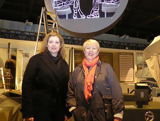 Penny Mordaunt MP previews new 'D-Day Story' museum