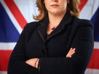 Penny Mordaunt MP: Brexit must be delivered.