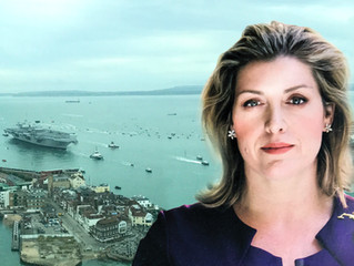 Penny Mordaunt MP for Conservativehome.com Why we were right to fight and get our new carriers built