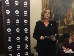 Penny Mordaunt MP celebrates the successes of women in tackling global poverty.