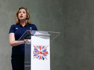 The Superhumans return - C4 & the APPG for Disability host celebration with Penny Mordaunt MP