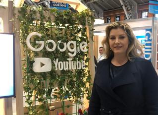 Penny Mordaunt MP: Google Digital Garage, welcome!