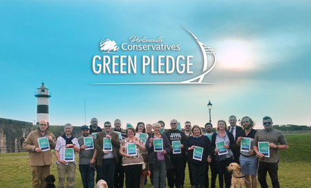 Green Pledge: Conservatives Environmental Manifesto launched!