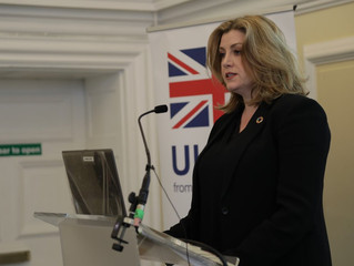 Mordaunt leads aid sector action on sexual exploitation.