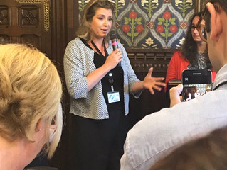 Penny Mordaunt MP: Sense and the Jo Cox Foundation launch report to tackle loneliness for disable pe