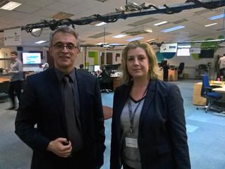 Penny Mordaunt MP visits MicroLink