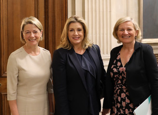 Women & Equalities Minister today sets out plans to financially empower women from school to ret