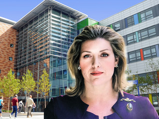 Portsmouth North MP, Penny Mordaunt says addressing issues at QA Hospital is imperative.