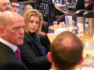 MP Penny Mordaunt and RNIB discuss disability campaign
