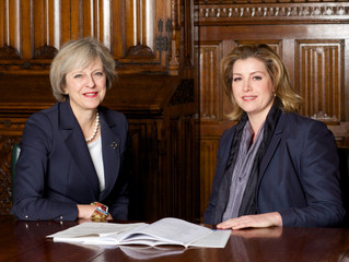 Join Penny Mordaunt's General Election campaign team